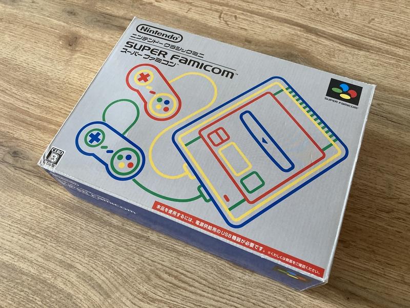 【レビュー】「ミニスーファミ」ことニンテンドークラシックミニ スーパーファミコン|セーブの注意点やコントローラーの付け方も
